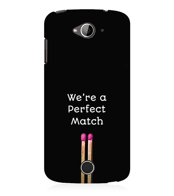 Perfect Match Back Cover for Acer Liquid Zade 530