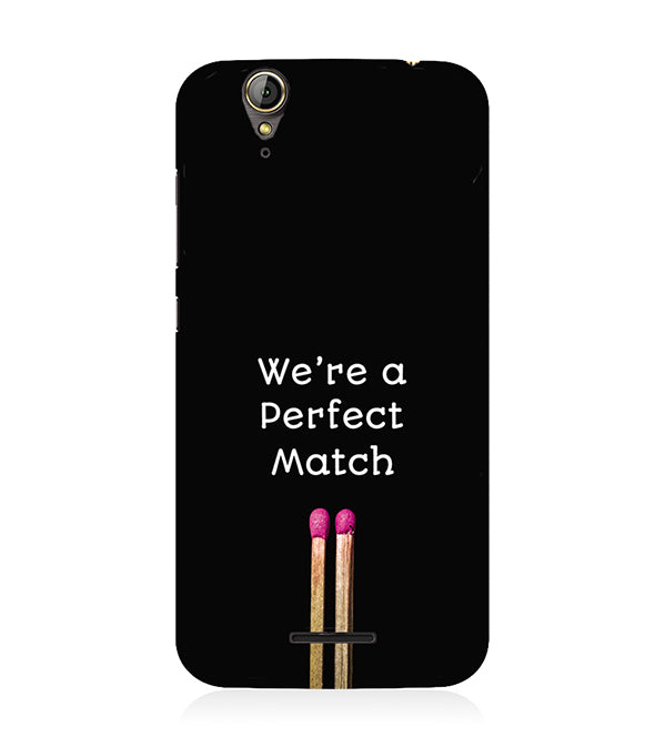 Perfect Match Back Cover for Acer Liquid Zade 630