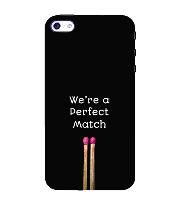 Perfect Match Back Cover for Apple iPhone 4 : 4S