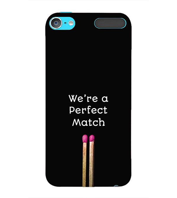 Perfect Match Back Cover for Apple iPod Touch 6