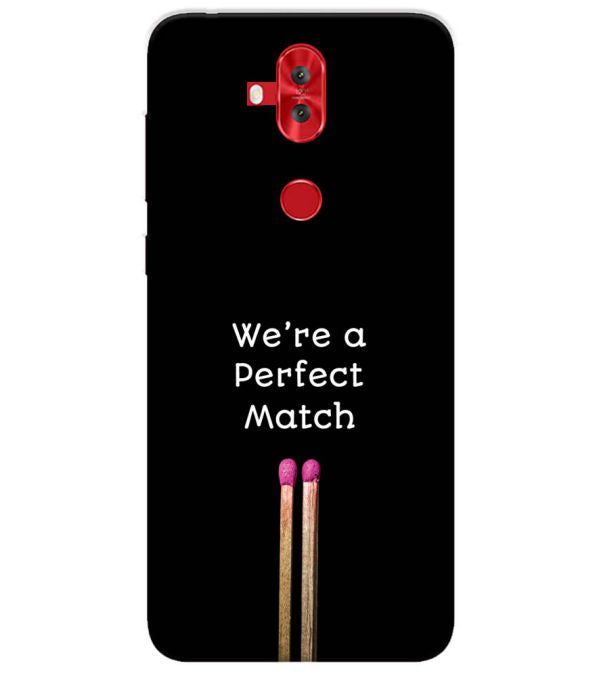 Perfect Match Back Cover for Asus Zenfone 5 Lite ZC600KL