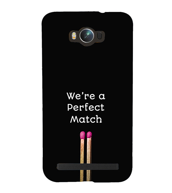Perfect Match Back Cover for Asus Zenfone Max ZC550KL