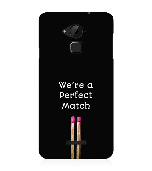 Perfect Match Back Cover for Coolpad Note 3