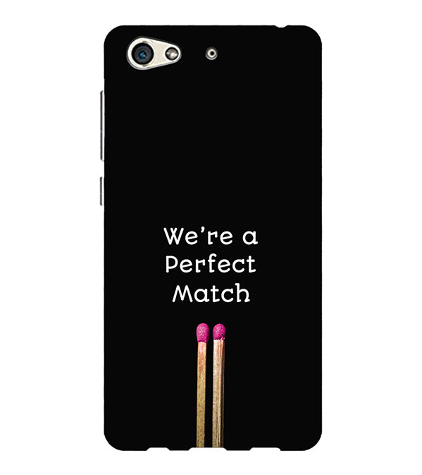 Perfect Match Back Cover for Gionee S10