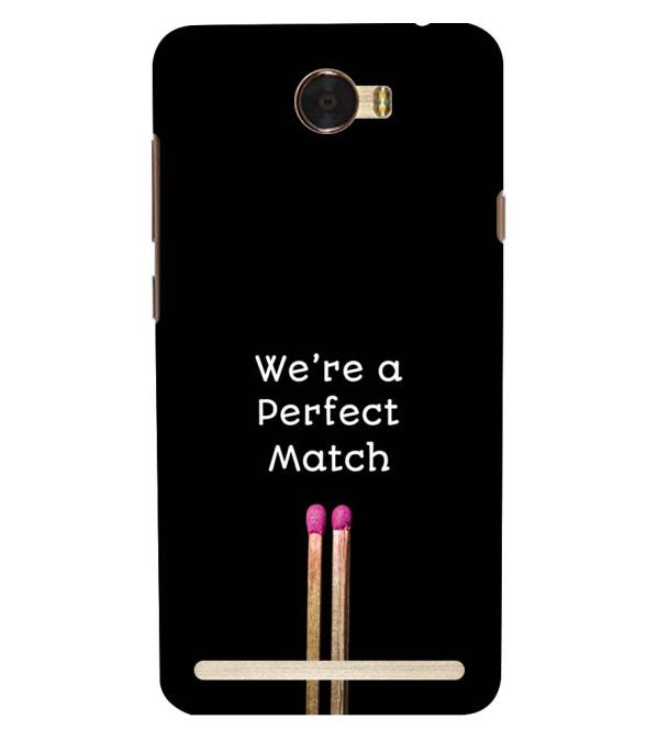 Perfect Match Back Cover for Huawei Honor Bee 2 :: Huawei Y3 2