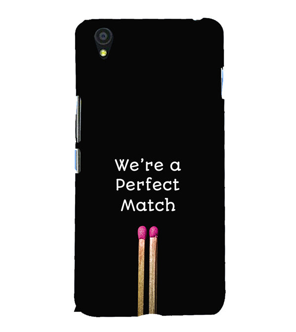 Perfect Match Back Cover for OnePlus X