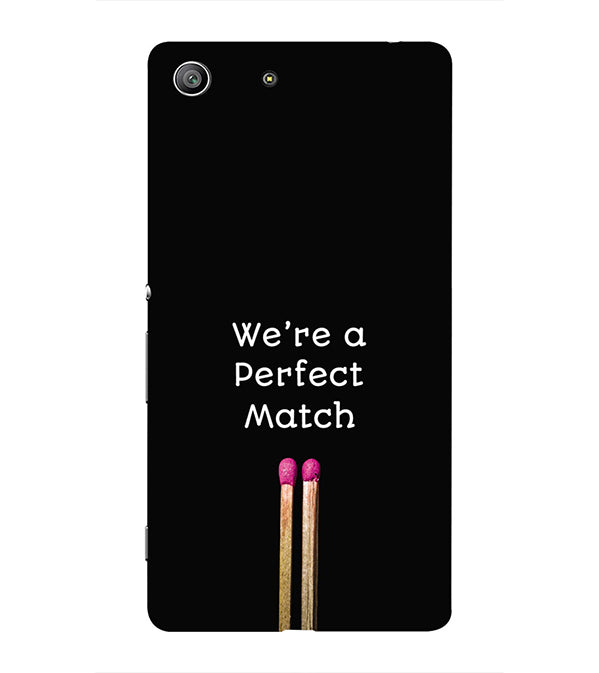 Perfect Match Back Cover for Sony Xperia Z3 Compact