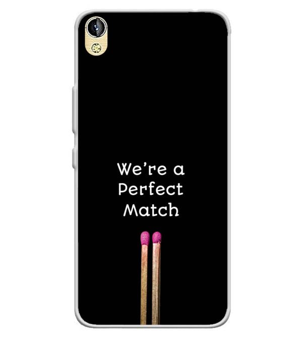 new arrival 26da7 1c437 Perfect Match Soft Silicone Back Cover for Infinix Smart 2