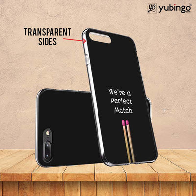 Perfect Match Soft Silicone Back Cover For Lenovo A7700 Image3