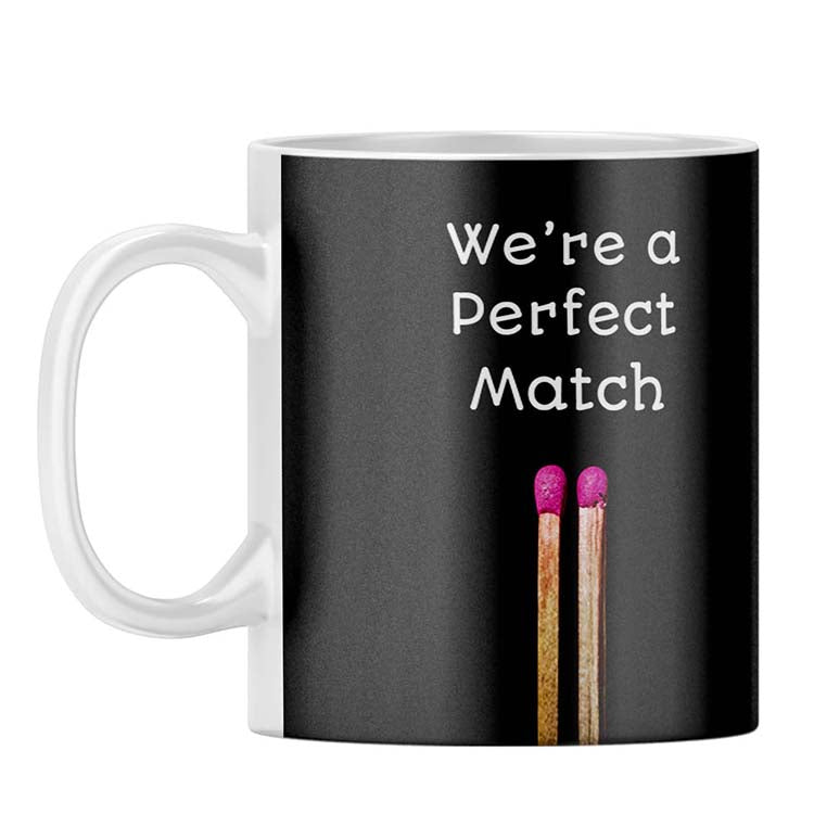Perfect Match Coffee Mug