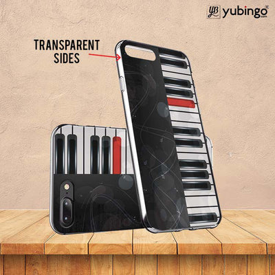 Piano Back Cover for ITEL PWO Pro-Image3