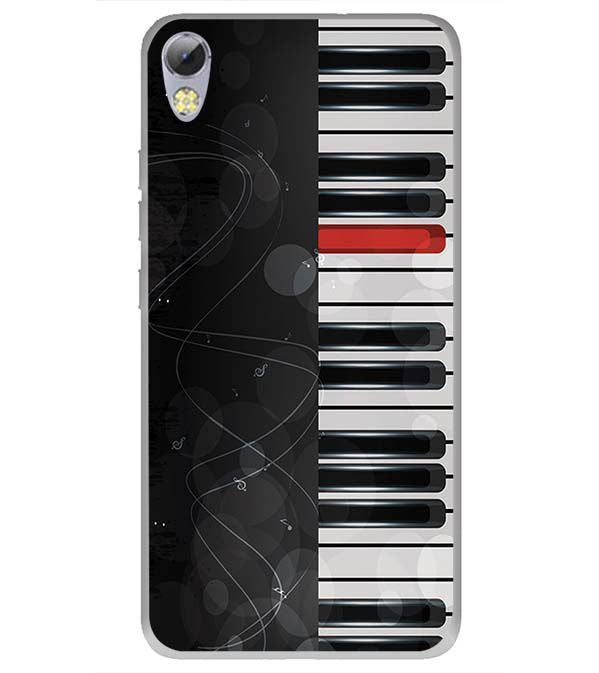 low priced fb941 52910 Piano Soft Silicone Back Cover for Tecno I7