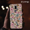 Pink Ice Cream Back Cover for Coolpad Cool 1-Image2