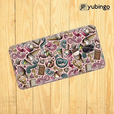 Pink Ice Cream Back Cover for Coolpad Cool 1-Image3