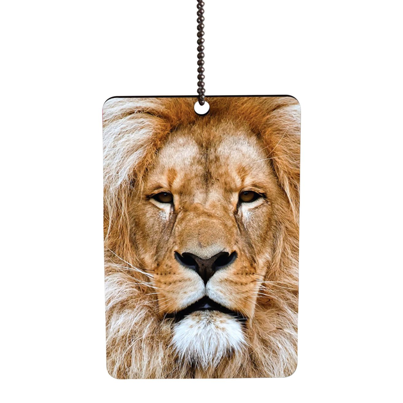 Portrait of Lion Car Hanging