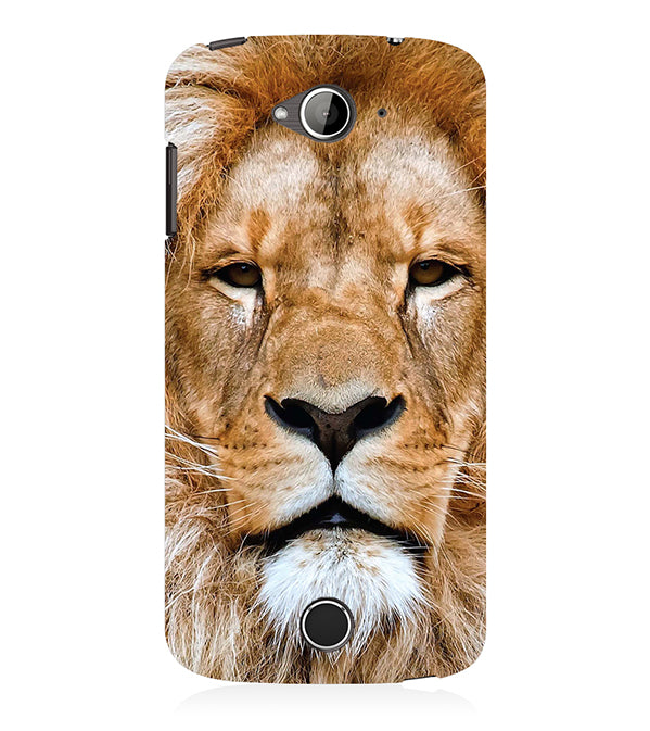 Portrait of Lion Back Cover for Acer Liquid Zade 530