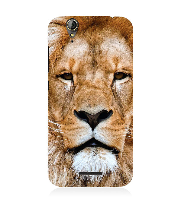 Portrait of Lion Back Cover for Acer Liquid Zade 630