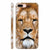 Portrait of Lion Back Cover for Apple iPhone 8 Plus