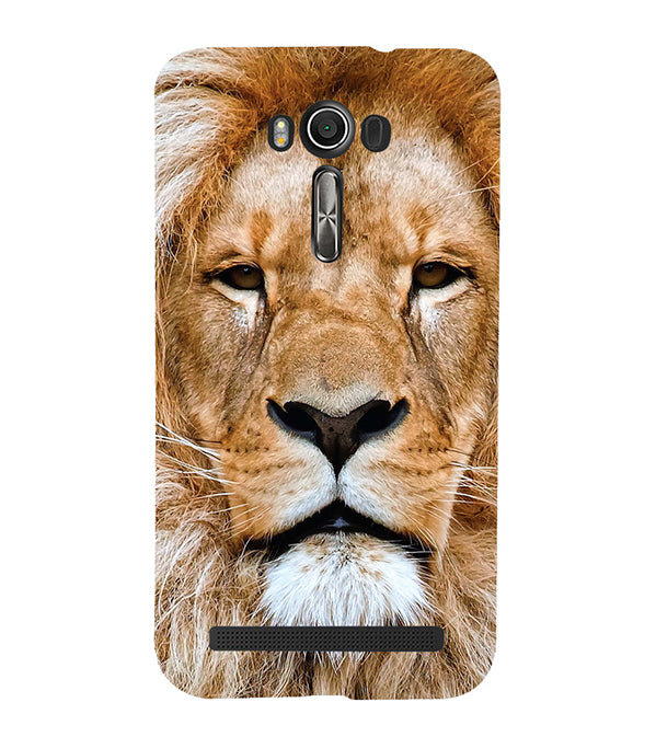 Portrait of Lion Back Cover for Asus Zenfone 2 Laser ZE550KL