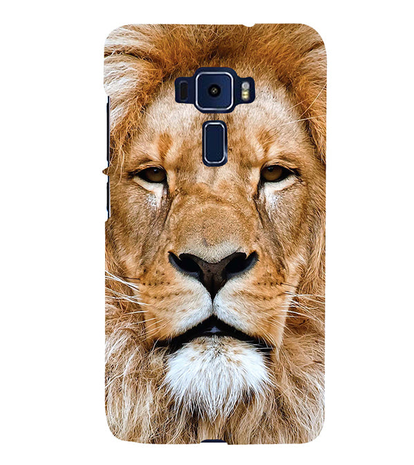 Portrait of Lion Back Cover for Asus Zenfone 3 Deluxe ZS570KL