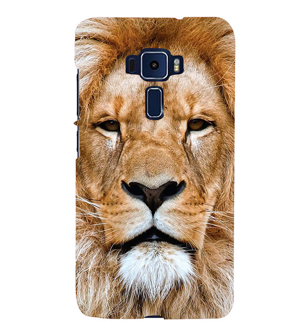 Portrait of Lion Back Cover for Asus Zenfone 3 ZE520KL