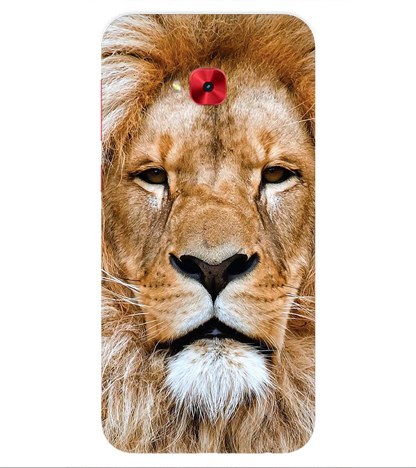 Portrait of Lion Back Cover for Asus Zenfone 4 Selfie