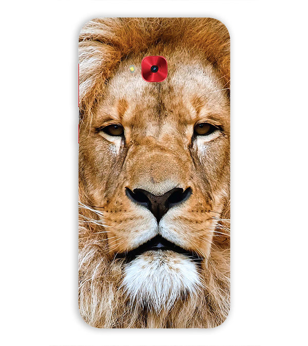Portrait of Lion Back Cover for Asus Zenfone 4 Selfie Pro ZD552KL
