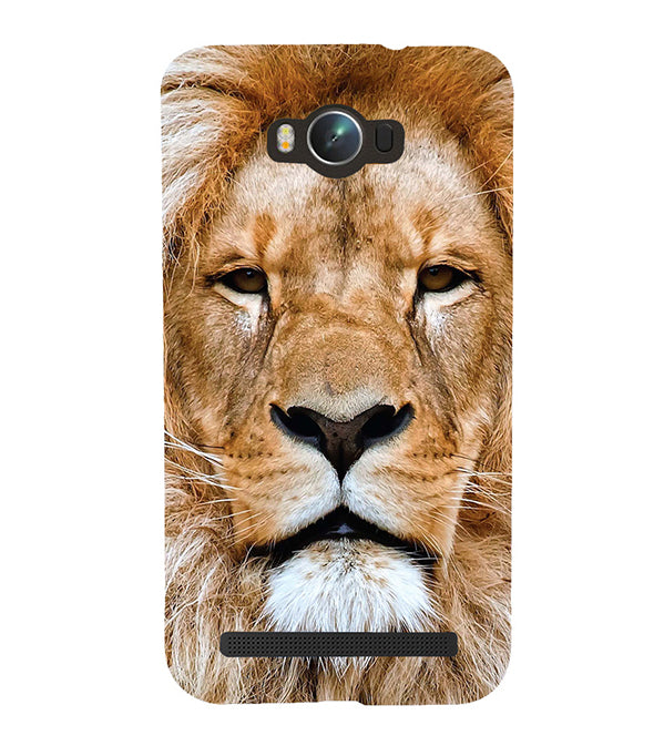 Portrait of Lion Back Cover for Asus Zenfone Max ZC550KL