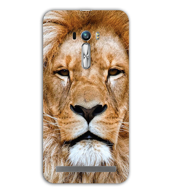 Portrait of Lion Back Cover for Asus Zenfone Selfie