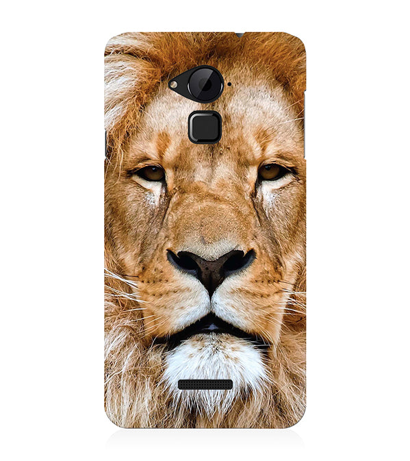 Portrait of Lion Back Cover for Coolpad Note 3