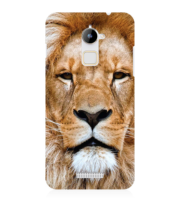 Portrait of Lion Back Cover for Coolpad Note 3 Lite