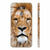 Portrait of Lion Back Cover for LG G6