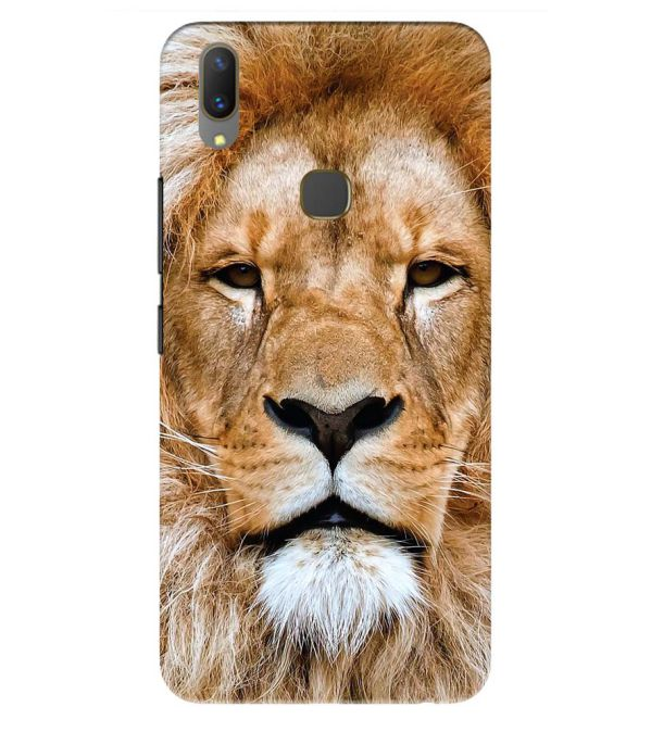 Portrait of Lion Back Cover for Vivo Y85