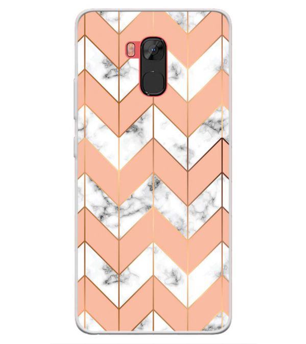 Printed Marble Pattern Back Cover for Infinix Note 5 Stylus-Image3