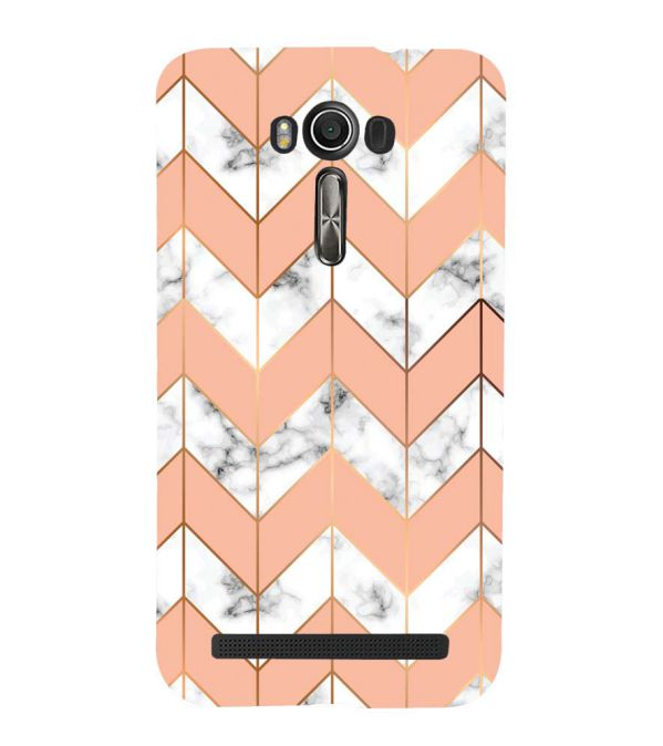 Printed Marble Pattern Back Cover for Asus Zenfone 2 Laser ZE550KL