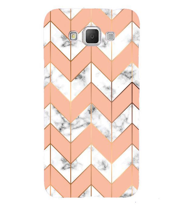 Printed Marble Pattern Back Cover for Samsung Galaxy Grand Max G720