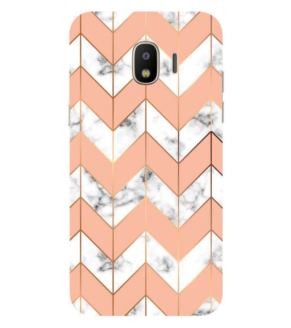 Printed Marble Pattern Back Cover for Samsung Galaxy J2 (2018)