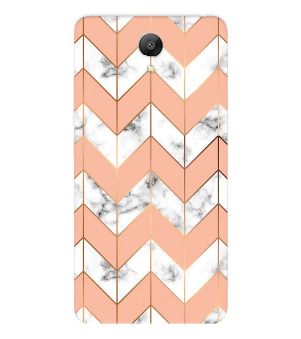 Printed Marble Pattern Back Cover for Xiaomi Redmi Note 2