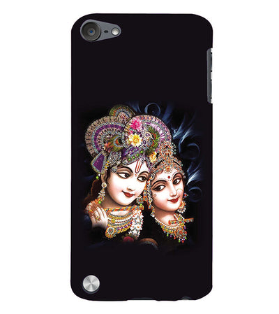 Radha And Krishna Back Cover for Apple iPod Touch 5
