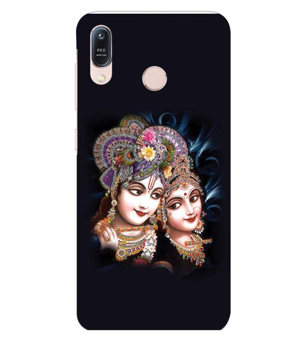 Radha And Krishna Back Cover for Asus Zenfone Max (M1) ZB556KL