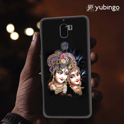 Radha And Krishna Back Cover for Coolpad Cool 1-Image2