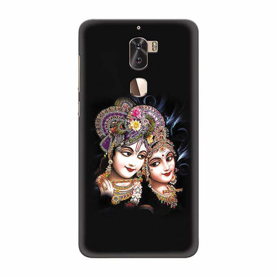 Radha And Krishna Back Cover for Coolpad Cool 1