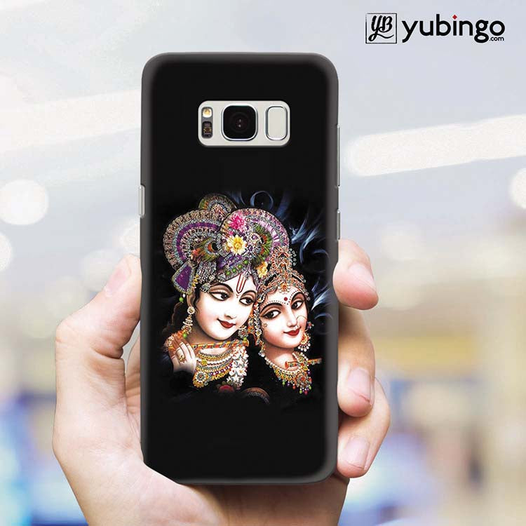 Radha And Krishna Back Cover for Samsung Galaxy S8
