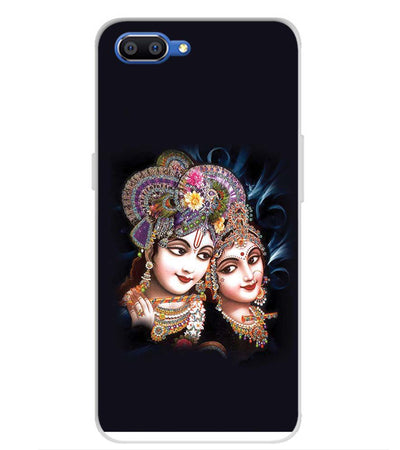 Radha And Krishna Back Cover for Realme C1 (2019)-Image3