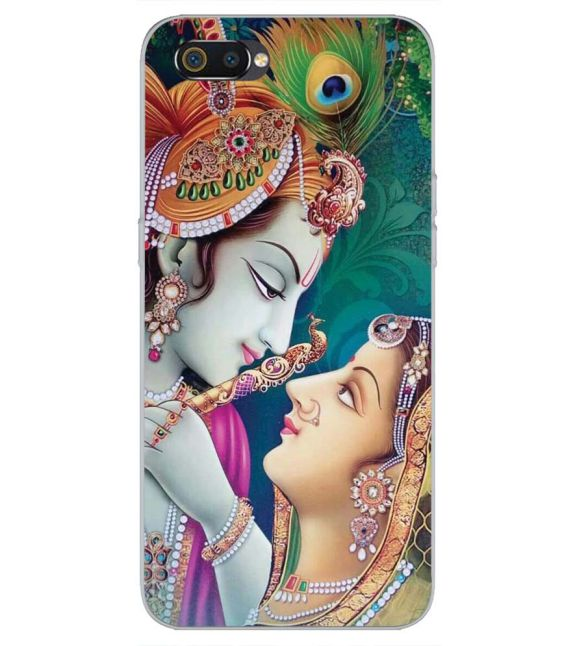 Radha Krishna Back Cover for Realme C2-Image3