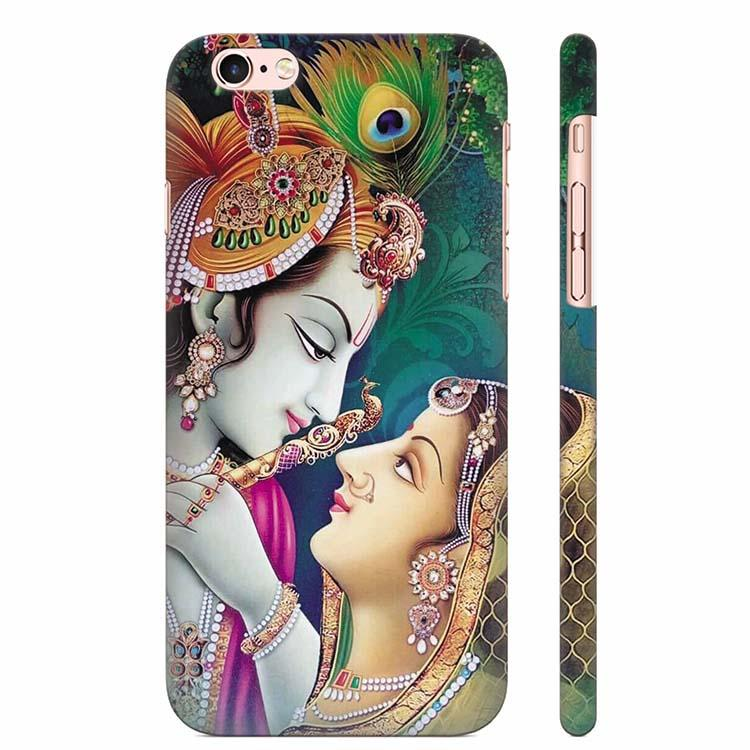 Radha Krishna Back Cover for Apple iPhone 6 Plus and iPhone 6S Plus