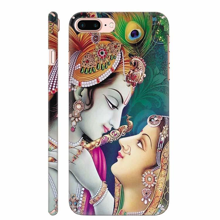Radha Krishna Back Cover for Apple iPhone 7 Plus