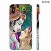 Radha Krishna Back Cover for Apple iPhone X