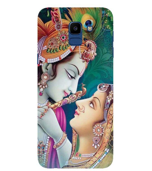Radha Krishna Back Cover for Samsung Galaxy On6
