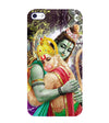 Ram And Hanuman Ji Back Cover for Apple iPhone 4 : 4S
